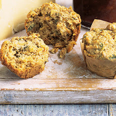 Carrot And Coriander Muffins