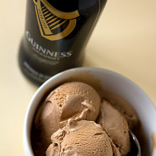 Guinness-Milk Chocolate Ice Cream