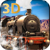 Game Train Simulator 3D- Real Drive APK for Windows Phone