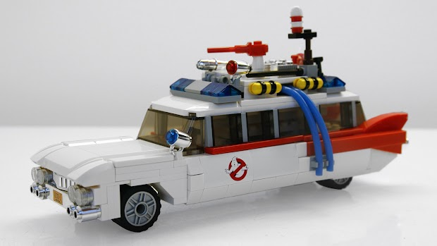 Satellite Reign designer's Ghostbusters LEGO kit to get a retail release