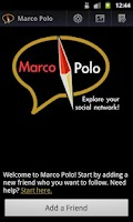 Screenshot of Marco Polo!