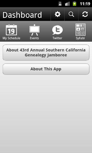 SoCal Genealogy Jamboree