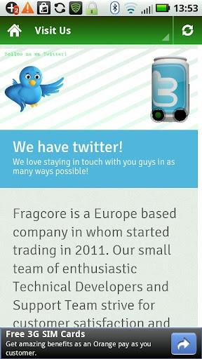 【免費工具App】Fragcore Hub-APP點子