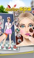 Screenshot of Doctor Spa Makeup