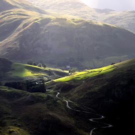 ... by Mariusz Zawadzki - Landscapes Mountains & Hills ( home, mountain, nature, green, way, landscape,  )