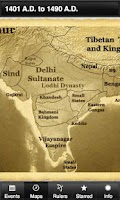 Screenshot of Glory of India (History)