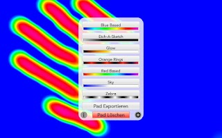 Screenshot of Thermal Pad HD