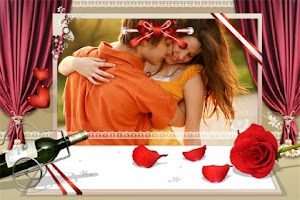 Screenshot of Romantic Love Photo Frames