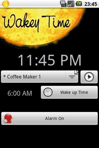 Wakey Time