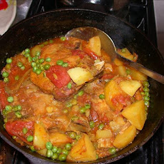Spicy Pork and Potato Stew