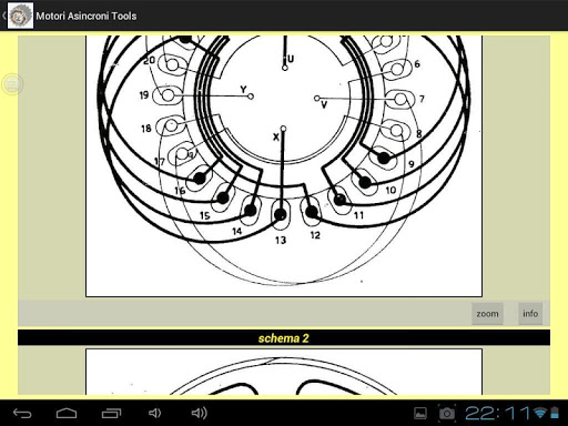 Asynchronous Motors Tools - screenshot