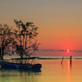 Sunrise by Bambang Pawiroredjo - Landscapes Sunsets & Sunrises