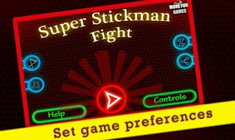 Screenshot of Super Stickman Fight