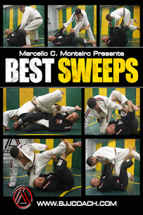BJJ BEST Sweeps! Jiu Jitsu A+ - screenshot
