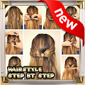 Free Download Hairstyle step by step APK for Samsung
