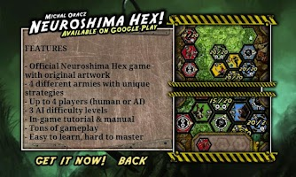 Screenshot of Neuroshima Hex Lite