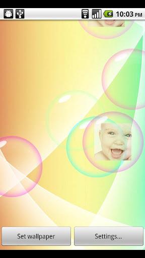 玩個人化App|泡影活墙纸免費|APP試玩