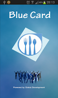 Screenshot of Blue Card - מסעדות חבר טעמים