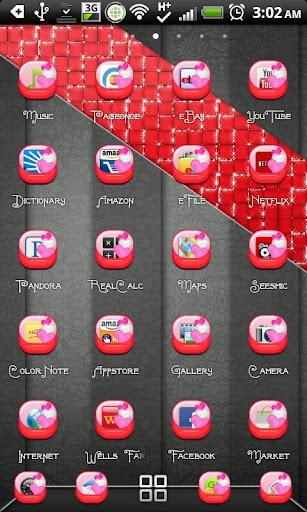 THEME - Jelly Hearts 3