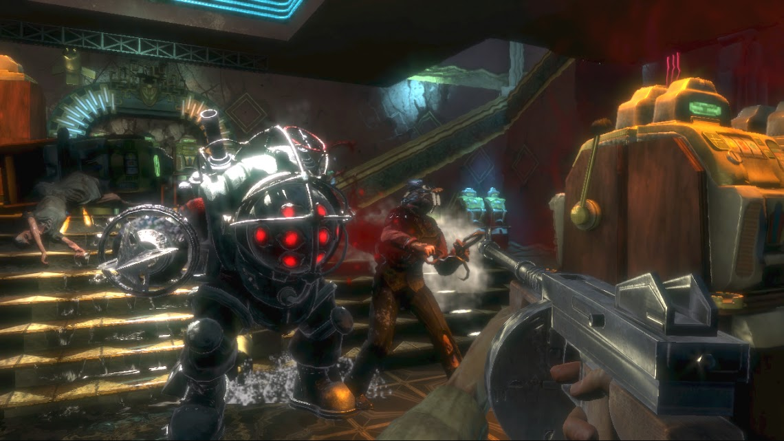 2K releasing BioShock PC demo, warn against spoilers