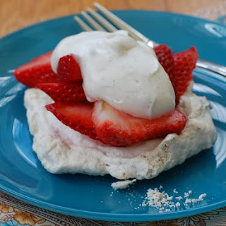 Strawberry Whipped Cream Tart Recipes