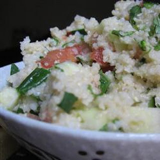 Lemon Tabouli