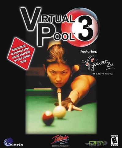 لعبة بلياردو كاملة virtual pool برابط واحد مباشر