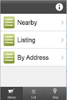 Screenshot of Superstores Locator Pro