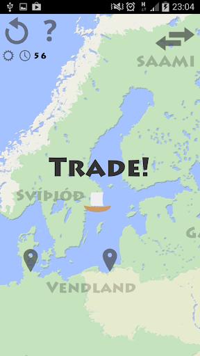Viking Trader - screenshot