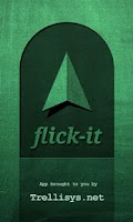 Screenshot of Flick-it