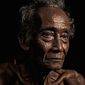 pak nuh by Indra Kurniawan - People Portraits of Men