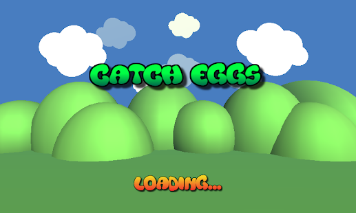 Catch Eggs - screenshot