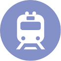 Belgium Train Schedule App icon