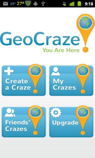 Geo Craze