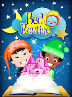Screenshot of Bedtime Routine