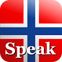 Speak Norwegian icon