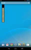 Screenshot of Energy Tank Battery Widget