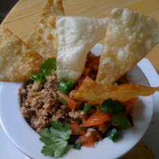 Deconstructed Won Ton Dip