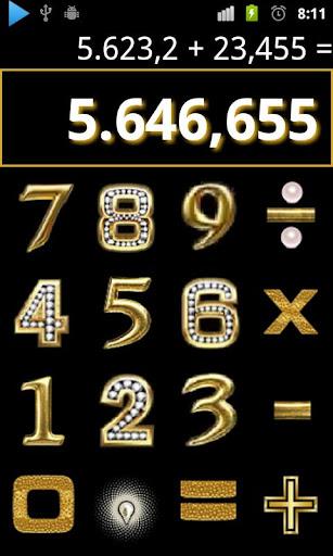 Calcula ゴールド