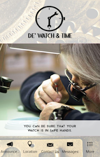 De' Watch & Time - screenshot