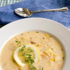 Potato Corn Chowder (Crock Pot)