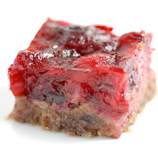 Vegan Cranberry Bars Recipes