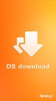 Screenshot of DS download