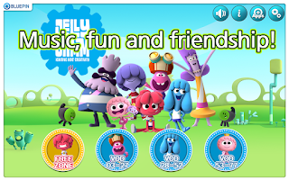 Screenshot of Jelly Jamm