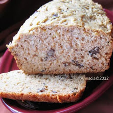 Rum Apple Bread
