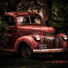 by Mark Nesseth - Transportation Automobiles