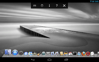 Screenshot of VNC Viewer