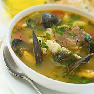 Red Snapper Fish Soup Recipes