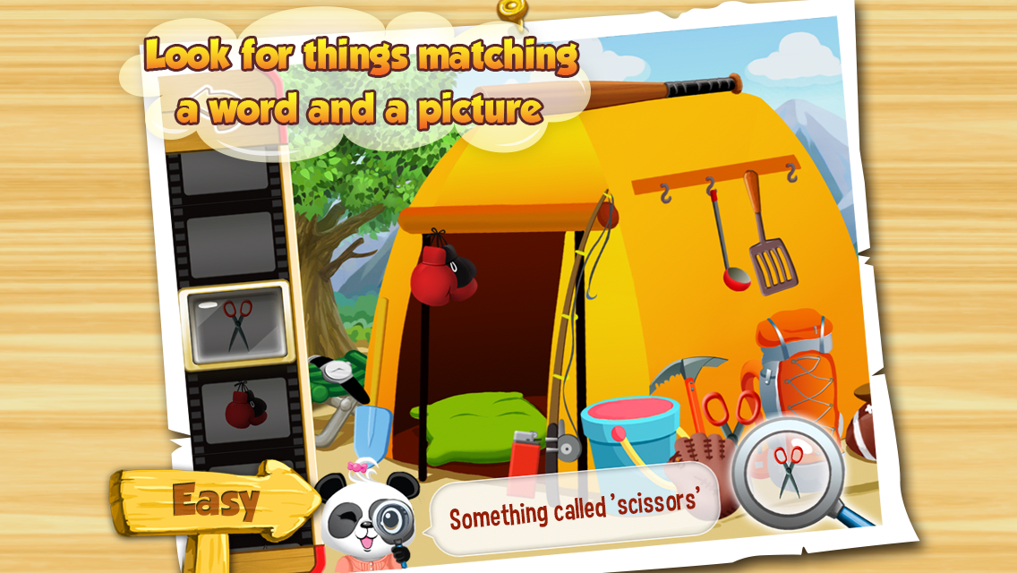 I Spy With Lola: Fun Word Game Screenshot 6