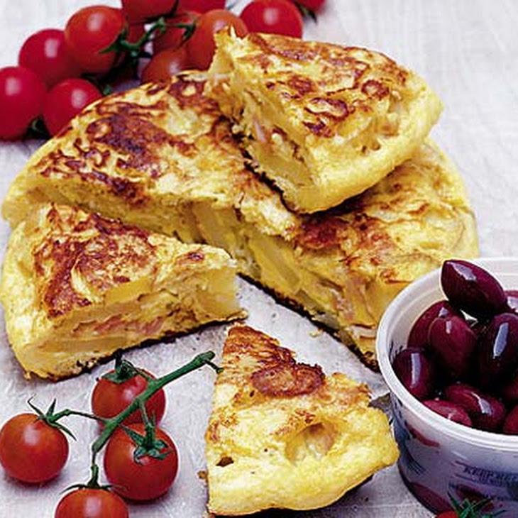 Picnic Tortilla